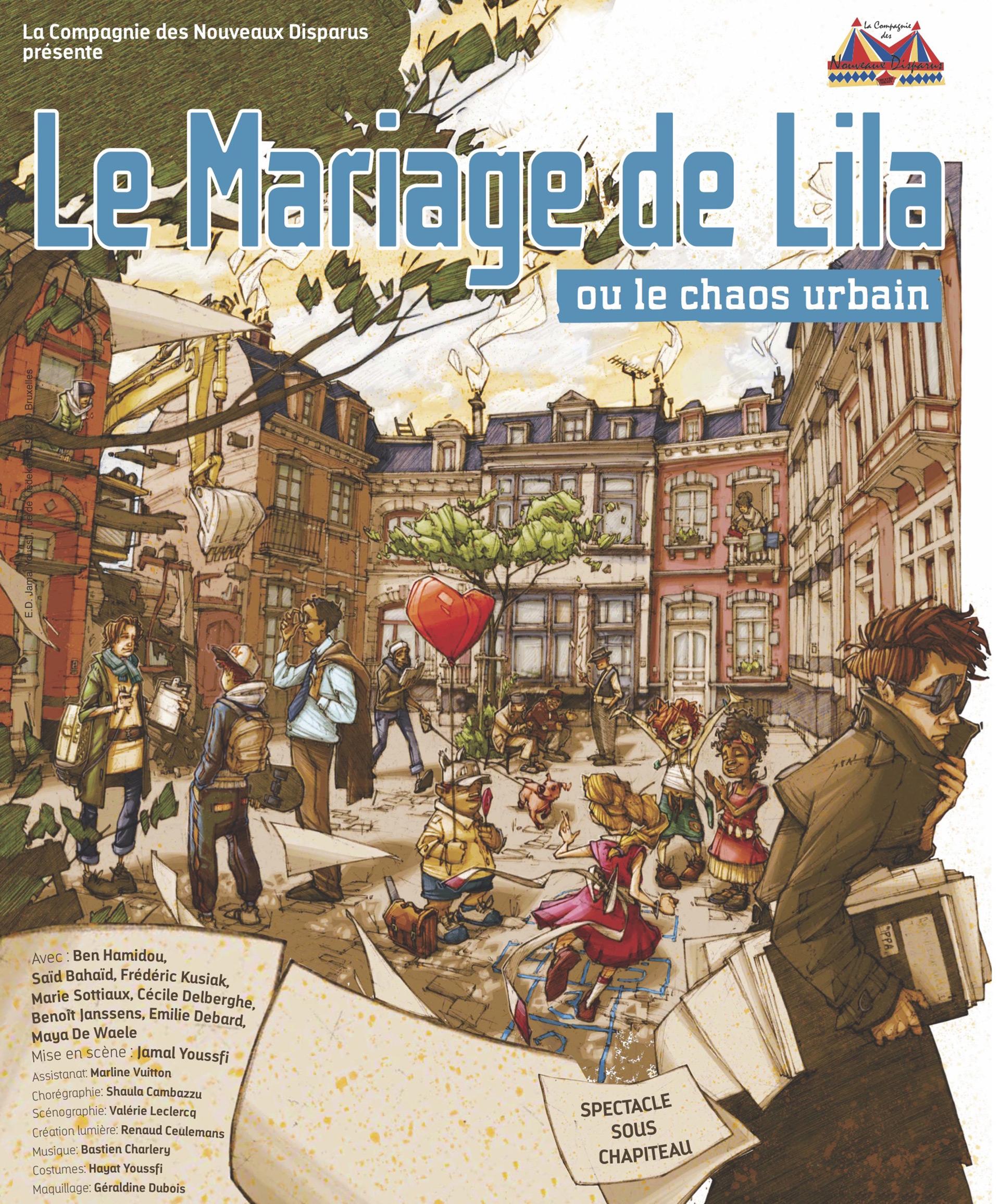 Affiche_Le_mariage_de_Lila_01